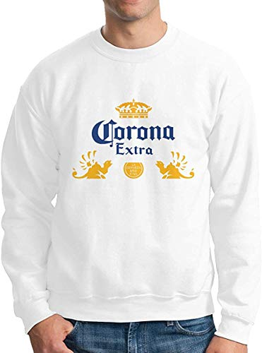 GDHGD Corona Extra BeerMen 'con Camiseta de Manga Larga