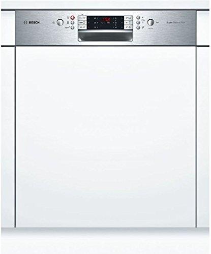 Bosch SMI69P55EU Serie 6 Geschirrspüler / 60 cm / edelstahl / VarioSchublade Pro / Glasschutz-Technik