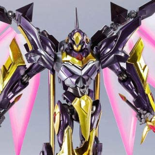 Bandai Metal Robot Spirits Side KMF Lancelot Albion Zero Code Geass: Lelouch of The Rebellion