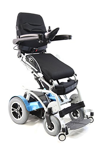 Karman Xo202n Full Power Stand Up Wheelchair, 16 Inch
