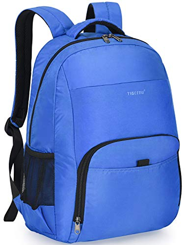 TIGERNU Lightweight Backpack Packable Hiking Daypack Water Resistant Small Travel Backpack for Men&Women