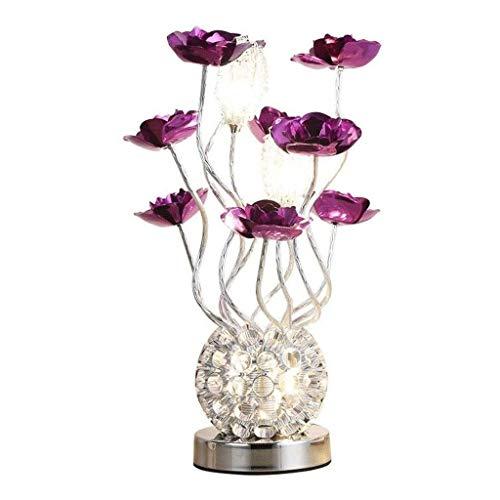SPNEC Tischleuchte Modern, Dekoration, Schlafzimmer Nachttischlampe Wohnzimmer TV Schrank Vase Tischlampe