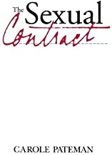 By Carole Pateman - The Sexual Contract (1988-08-16) [Paperback]