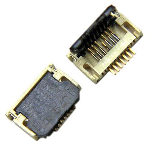 GinTai FPC-Anschluss Batterie Ersatz für Samsung Galaxy Tab 3 Lite 7.0 T110 T111 Tab 4 T230 T231 T235 SM-T230NU (2 STÜCKE)