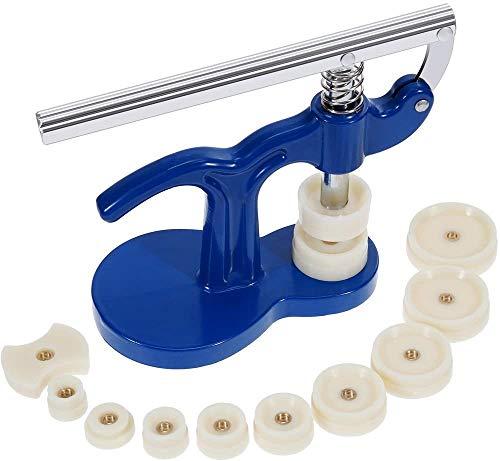 KYYKA - Juego de herramientas para reparación de relojes, 12 unidades