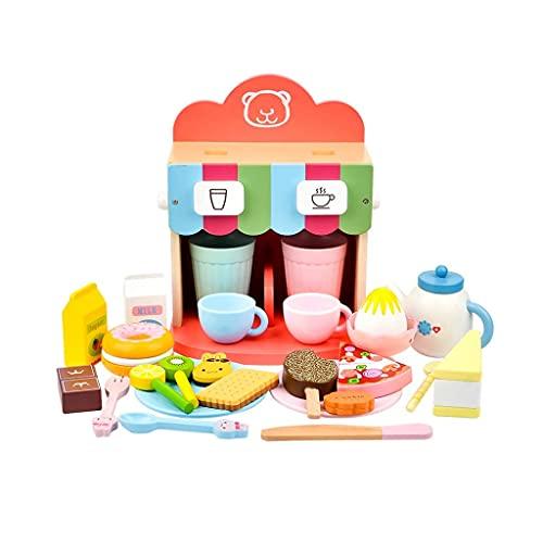 toys transformers Conjunto de juguetes de cocina, utensilios de cocina, accesorios de cocina de juguete, desayuno cafetera TEA TEA COCINA JUGUETE JUGUETE JUGAR LOS JUGUETES EDUCATIVOS DE LOS NIÑOS MOD