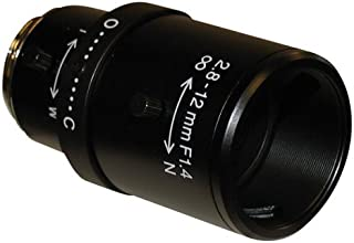 Mace Lens-358M Vari-focal Lens for CAM-93 Digital CCD Camera FREE SHIPPING!
