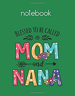 Notebook: Bloodhound Sunflower Girl Floral Puppy Hawaiian Women Gift Notebook Composition Mix Blank and Graph Paper Lined Themed Planner 8.5 x 11 Inches 110 Pages Cute Flower Professional Business