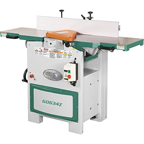 Grizzly G0634Z Planer/Jointer with Spiral Cutter head, 12""