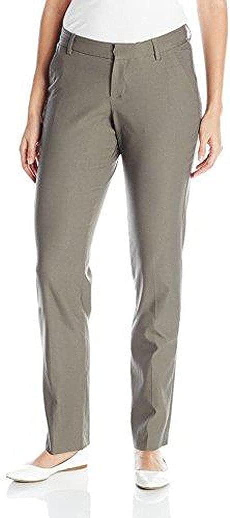 Lee Women's Modern Series Lita Curvy-Fit Straight-Leg Pant