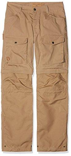 FJÄLLRÄVEN Damen Gaiter Trousers No.1 W Lange Hose, Sand, 40