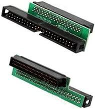 JXSZ SCSI 68Pin 68-Pin Male to 50Pin 50-Pin Male Adapter Converter m-m