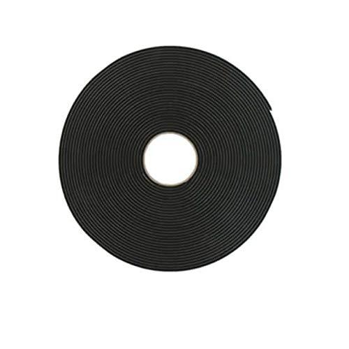 Ruban mousse simple face noir Norton 3mm x 12mm x 30m
