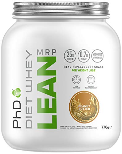 PhD Diet Whey Meal, 770 g (Peanut Butter)