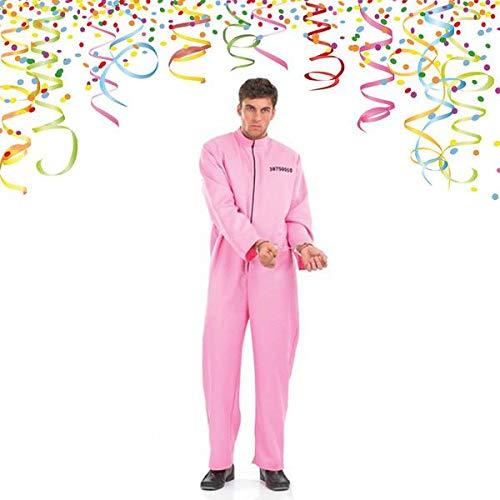 Pink Prisoner Man