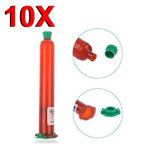 MMOBIEL 10 Pak Loca Glue 50 gram UV Lijm voor Reparaties van Elektronische Apparaten