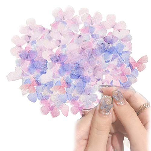 3D Schmetterling Nagelscheiben DIY Nail Art Supplies, Für Lipgloss Handy Dekorationen