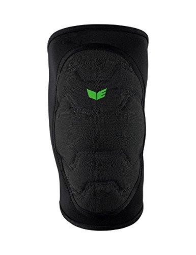 erima Knieschützer Knieschützer, schwarz/green, M, 7240701