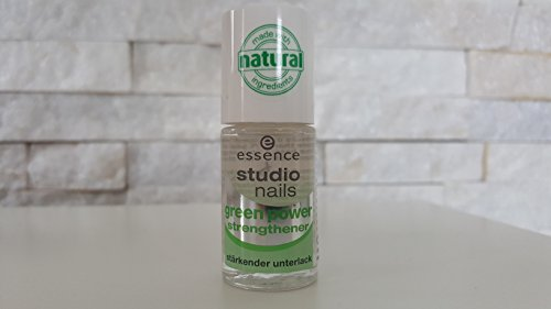 essence Studio Nails green Power stärkender Unterlack 8 ml Unterlack