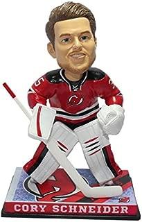 Cory Schneider New Jersey Devils Goalie Bobblehead NHL