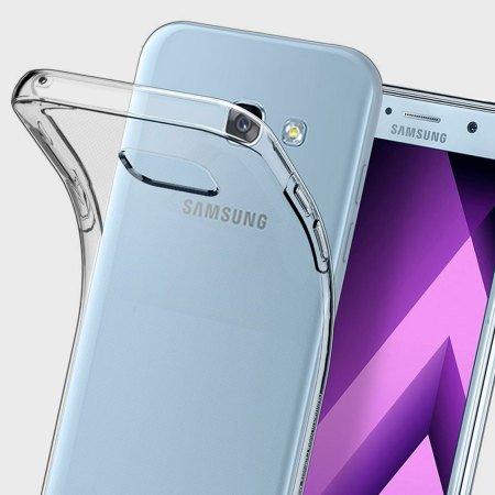 COPHONE® Funda para Samsung Galaxy A5 2017 A520 Funda Silicona Transparente de...