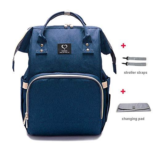 BBestseller Grande Bolso de Viaje,Simple y de Gran Capacidad Bolsa de Estudiante Waterproof Backpack Mochila con Cremallera