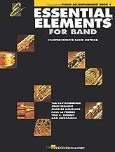 Essential Elements 2000: Piano Accompaniment Book 1