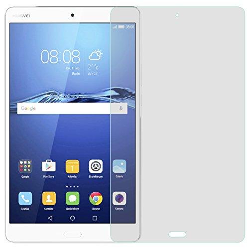 MoKo Folie Kompatibel mit Huawei MediaPad M3 8.4 - Klar HD 9H Panzerglas Hartglas Glas Bildschirm Schutzfolie Bildschirmschutzfolie Bildschirmschutz für MediaPad M3 8.4 Zoll 2016 Tablet-PC, Klar
