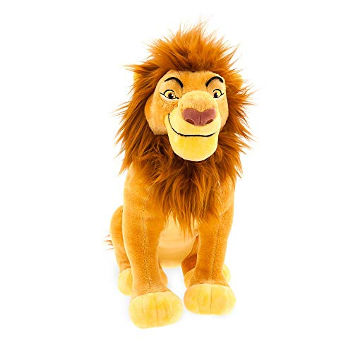 Disney Mufasa Plush – The Lion King – Medium – 14''