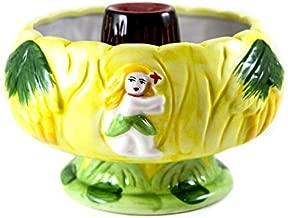 tiki volcano bowl