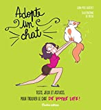 ADOPTE UN CHAT