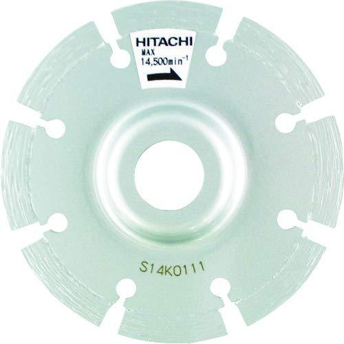 HiKOKI(ハイコーキ) 旧日立工機 ダイヤモンドカッター 125mm×穴径22mm ディスクグラインダー用 オフセットセグメント 0032-6078