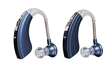 Digital Hearing Aids with 500-hour Battery: photo