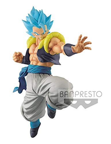Banpresto - Figurine Dragonball Super The Movie - Ultimate Soldiers The Movie SSGSS Gogeta Vol.4 21cm - 3296580826322 image