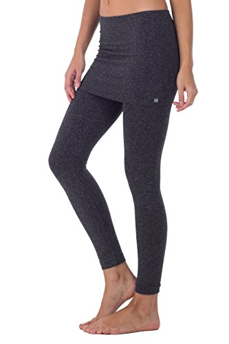 10 best leggings with skirt attached for women for 2021