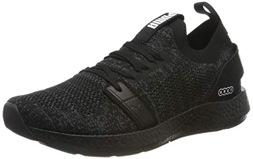 PUMA NRGY Neko Engineer Knit Wns, Zapatillas de Running para Mujer, Black, 40 EU
