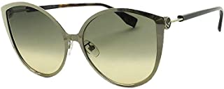 FENDI Women's FF0395/F/S Sunglasses