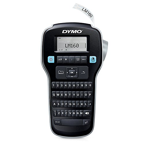 DYMO Label Manager 160 Hand-Held Label Maker, 160 Count (1790415)