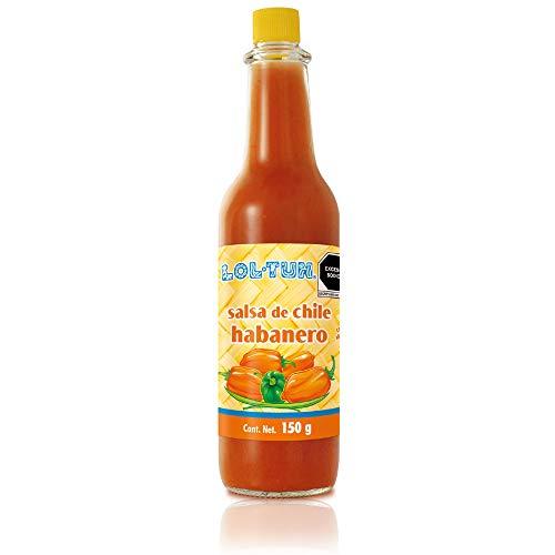 Salsa Botanera marca LOL-TUN