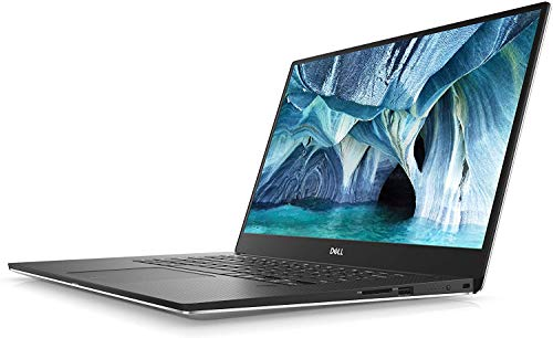 Dell XPS 15 7000 15.6-inch FHD Anti-Glare Laptop - (Silver) Intel Core i5-9300H (4.1 GHz), 8 GB RAM, 512 GB SSD, NVIDIA GeForce GTX 1650 4GB, Fingerprint Reader, Webcam, WiFi Windows 10 Home