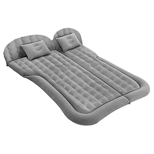 Car Bed Air Mattress,SUV RV Sleeping Pad for Kid Adult,Camping Travel Bed for Truck Back Seat Tent with Pump,Inflatable Mattress for Jeep Sedan Minivan Van Toyota Trunk Subaru Ford Honda CRV,Universal