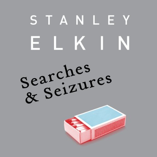 Searches & Seizures audiobook cover art
