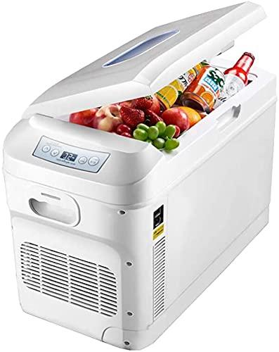 TANKKWEQ 28L Mini Tor Home Dormitorio Alquiler Caja de refrigeración Tor para Coches camión (Color : White)