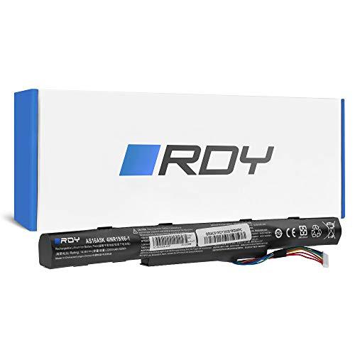 RDY Laptop Akku AS16A5K AS16A7K AS16A8K für Acer Aspire E 15 E15 E5-575 E5-575G E 17 E17 E5-774 E5-774G F 15 F5-573G