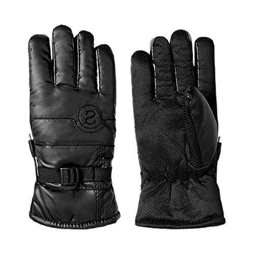 Healifty Motorcykel Uppvärmda Handskar Ridvärme Handskar Usb Laddning Vinterhandskar Utomhus Kallt Väder Cykelhandskar Handvärmare (Med Redskap)