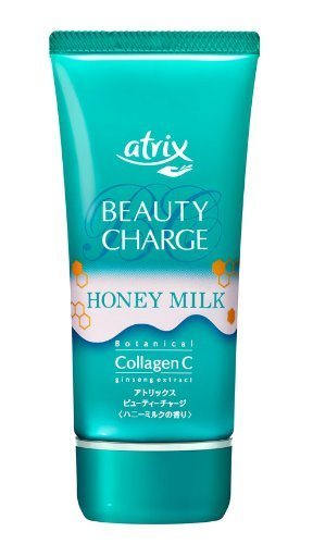 Kao atrix Hand Care Cream Beauty Charge Honey Milk 80giGreen Tea Set)