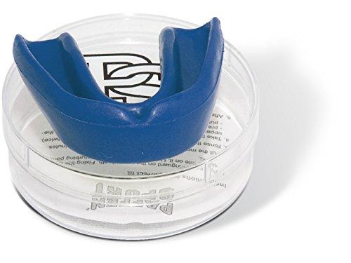 Paffen Sport Allround Mint Zahnschutz - Made in Germany – für Boxen & Kampfsport (blau, Erwachsene)