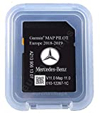 Tarjeta SD Mercedes Garmin Map Pilot Europe 2018 - STAR2 - A2139063605