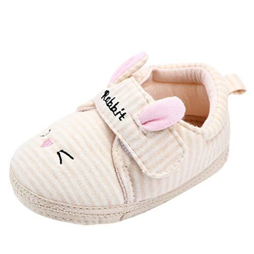 0-18 Meses,SO-buts Bebé Recién Nacido Zapatos para Niños Otoño Invierno Cómodo Colores Mezclados Moda Casual Primeros Caminantes Princesa Zapatos para Niños (Rosado,6-12 Meses)