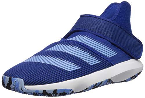 adidas Men's Harden B/E 3 Basketball Shoe, Collegiate Royal/Blue/Glow Blue, 5 Standard US Width US